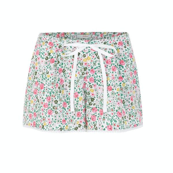 Cath Kidston Cotton Pj Short Set Women's Nightwear