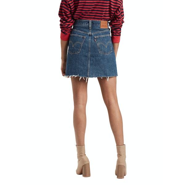 Levi's Deconstructed Iconic Boyfriend Skirt