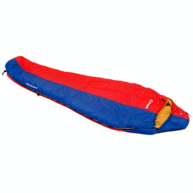 Snugpak Softie Expansion 2 Sleeping Bag - Red/azure