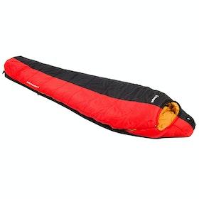 Snugpak Softie Expansion 4 Sleeping Bag - Black/red