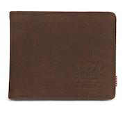 Herschel Hank Leather RFID Bi Wallet