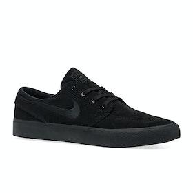 Chaussures Nike SB Zoom Janoski RM - Black