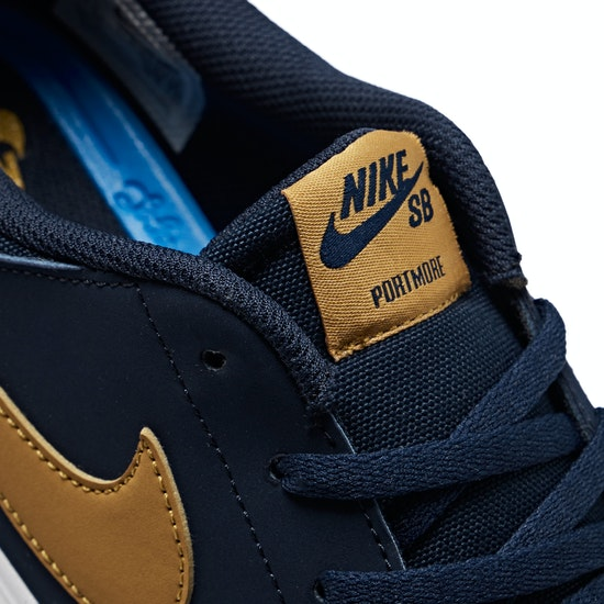 Nike SB Portmore ll Solar Soft Trainers