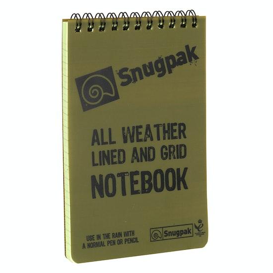 Book Snugpak Water Resist Notebook