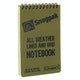 Snugpak Water Resist Notebook Book