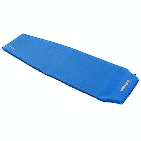 Snugpak Bc Xl Self Inflating Mat With Built In Pillow 195cm Sleep Mat - Electric Blue