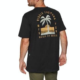 Vissla Oasis Short Sleeve T-Shirt - Phantom
