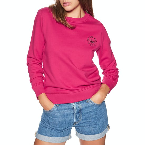 Vans Attendance Crew Womens Sweater