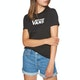 Vans Flying V Classic Damen Kurzarm-T-Shirt