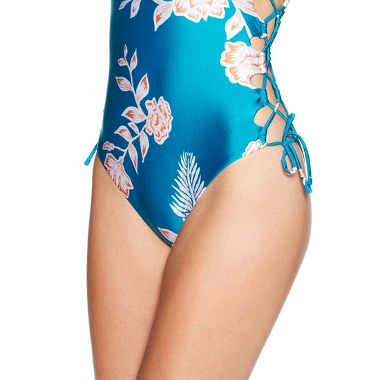 Roxy Riding Moon One-Piece Ladies Swimsuit