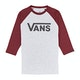 Vans Classic Raglan , Långärmad T-shirt Boys