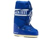 Moon Boot Nylon Womens Boots - Electric Blue