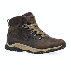Keen Innate Ltd Leather Mid WP Walking Boots - Root Brown