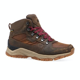 Keen Innate Leather Mid WP Womens Walking Boots - Praline Cherry