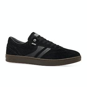 Globe Empire Shoes - Black Snake Gonzalez