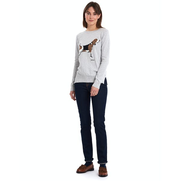 Barbour Saddle Knit Women's Sweater
