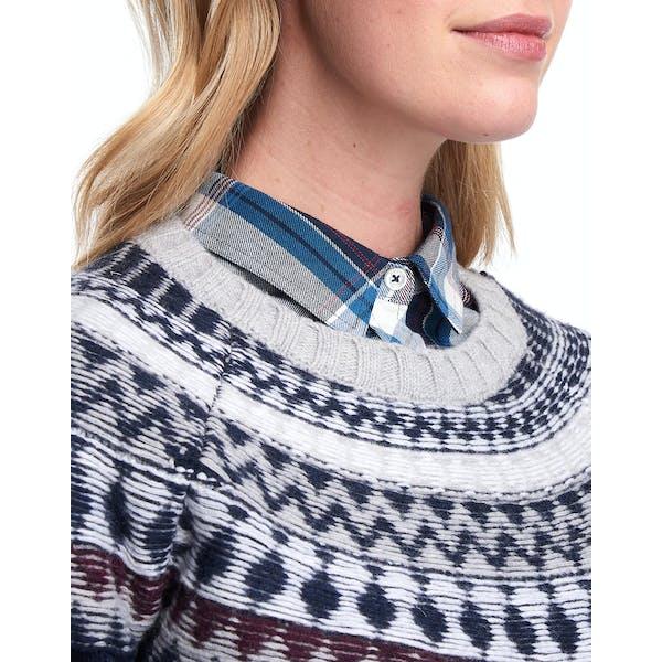 Barbour Fairlead Knit Women's Sweater