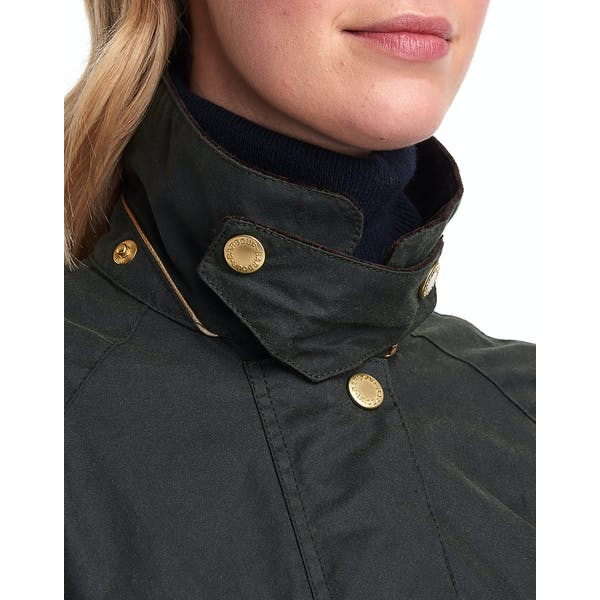 Barbour Icons Beaufort Womens Wax Jacket