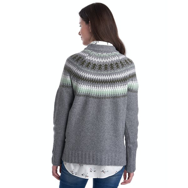 Barbour Monmouth Knit Womens Svetr