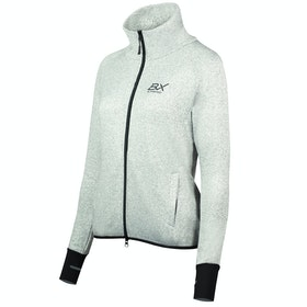 B Vertigo Bvx Paulina Knit Damen Fleece - Melange Grey