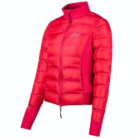 B Vertigo Bvx Viviane Light Padded Damen Riding Jacket - Rose Red