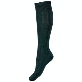 Horze Clara Winter Socks - Bistro Green