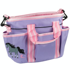 Horze Scout Grooming Bag - Orchid Petal Lilac