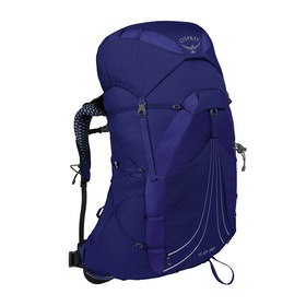 Osprey Eja 58 Womens Hiking Backpack - Equinox Blue