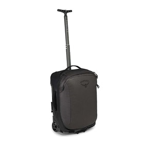 Osprey Rolling Transporter Global Carry-on 30 Luggage - Black