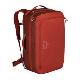 Osprey Transporter Carry On 44 Luggage - Ruffian Red