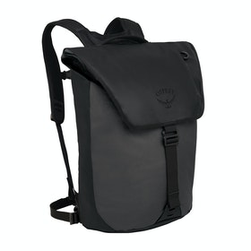 Osprey Transporter Flap Backpack - Black