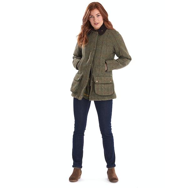 Barbour Carter Wool Women's Jacket