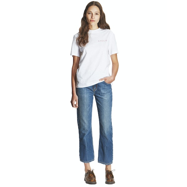 Maison Labiche Oversized Amour Women's Short Sleeve T-Shirt
