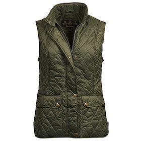 Barbour Otterburn Ladies Gilet - Olive