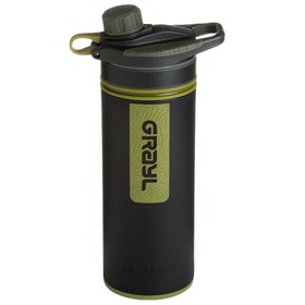 Grayl Geopress Water Purification - Camo Black