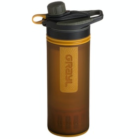 Grayl Geopress Water Purification - Coyote Amber
