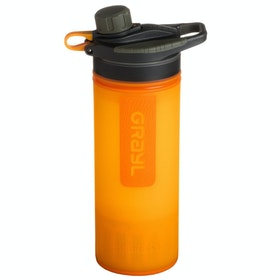 Grayl Geopress Water Purification - Visiblity Orange