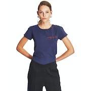 Maison Labiche Crazy In Love Damen Kurzarm-T-Shirt