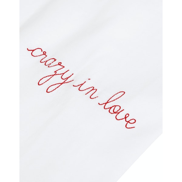 Maison Labiche Crazy In Love Dames T-Shirt Korte Mouwen