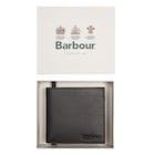 Barbour Leather Grain Men's Wallet