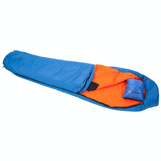 Snugpak Softie 6 Twilight Kestrel LH FREE Snuggy Schlafsack