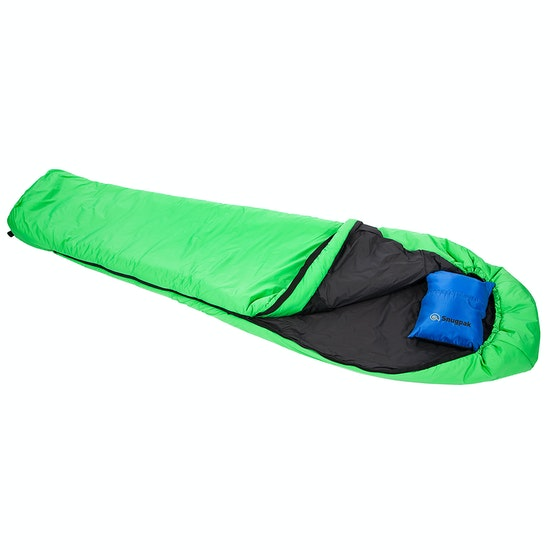 Snugpak Softie 9 Equinox Hawk LH FREE Snuggy Sleeping Bag