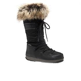 Moon Boot Monaco Wp 2 Boots - Black
