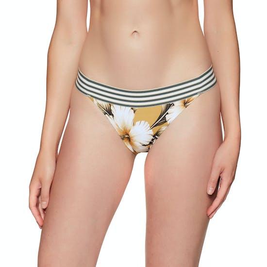 Rip Curl Island Time Cheeky Bikini Bottoms