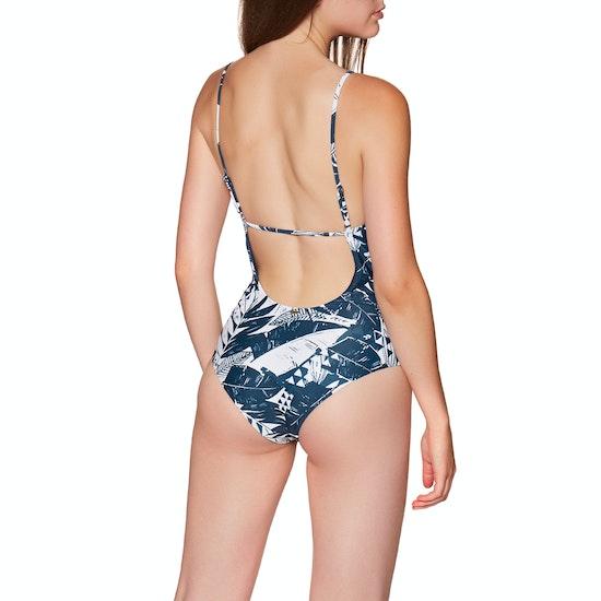 Rip Curl Shape Shifter Good 1 Pc Womens Swimsuit