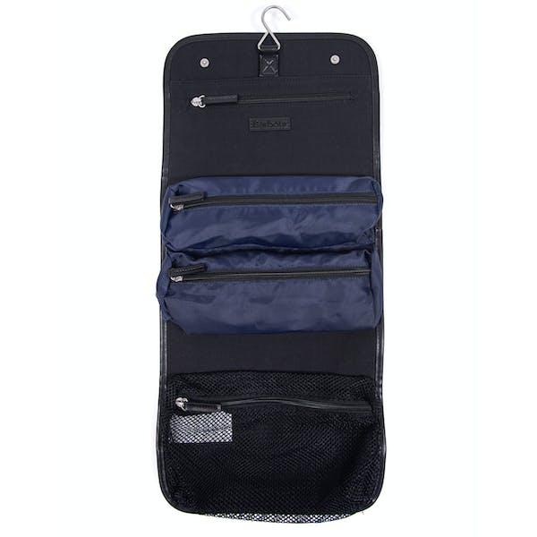 Barbour Tartan Wax Men's Wash Bag