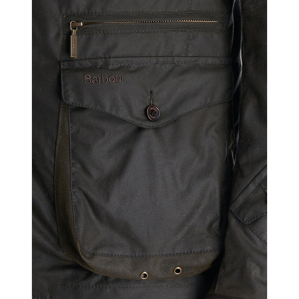 Barbour Beacon Icons Sport Wax Jacket