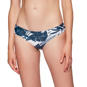 Rip Curl Shape Shifter Cheeky Hipster Bikini Bottoms - Navy