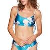 Roxy Rid Mo Ath Tri J Bikini Top - Mykonos Blue