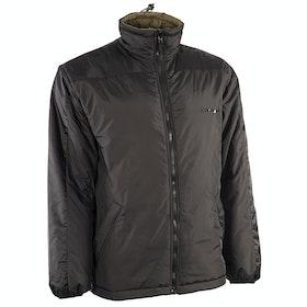Snugpak Sleeka Elite Reversible Jacket - Olive Black 17